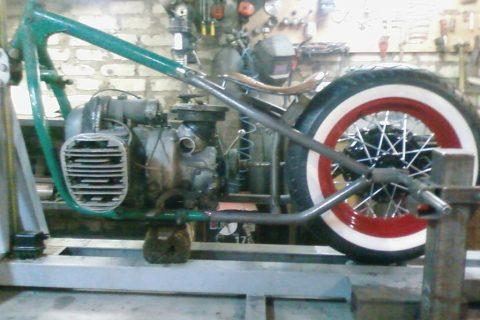 Old school k-750
